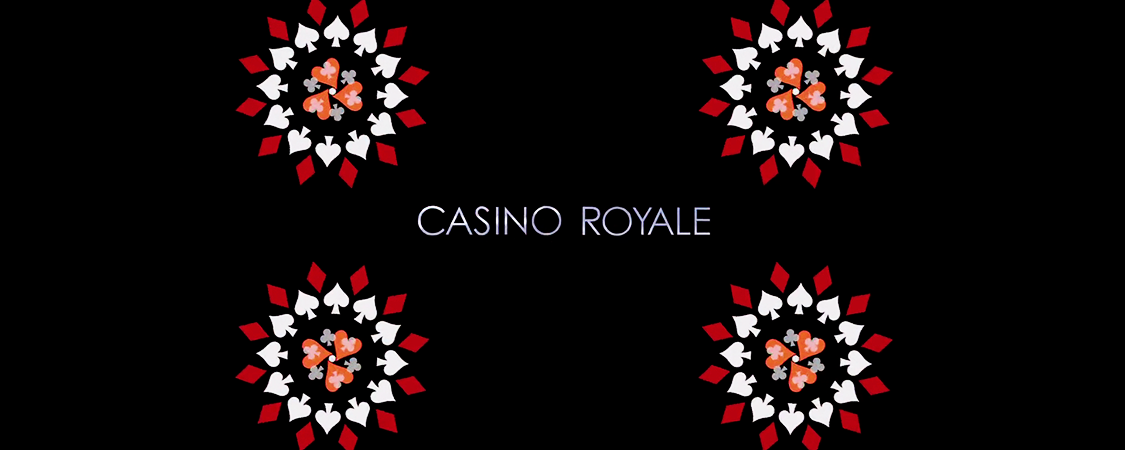"""Casino Royale"" Opening Credits ""You Know My Name"" by Chris Cornell"