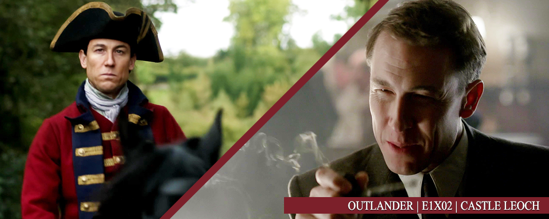 """Outlander"" – E1X02 Castle Leoch Screencaps & Stills"