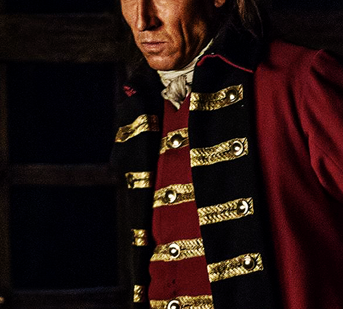 "Outlander's Most Disturbing Scenes Air This Saturday—Tobias Menzies Discusses the ""Sickening Investigation"""