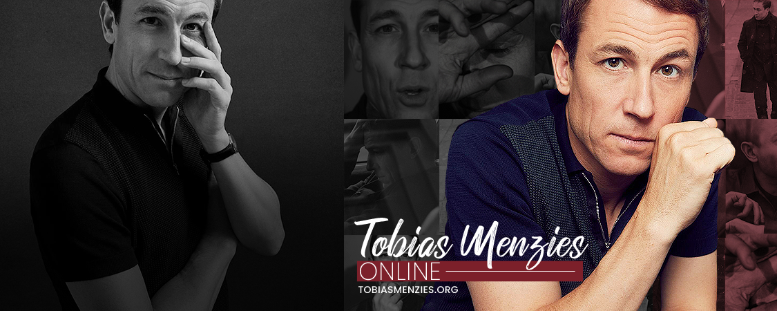 Hello & Welcome To Tobias Menzies Online …. Or Late To The Party
