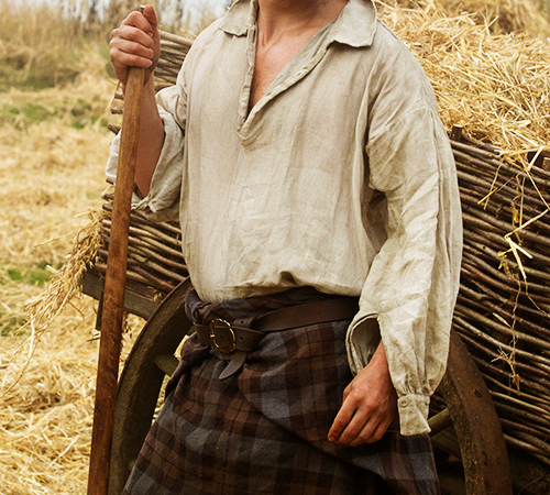 'Outlander' Just Broke The Mold With Jamie's Sexual Assault: Here's Why
