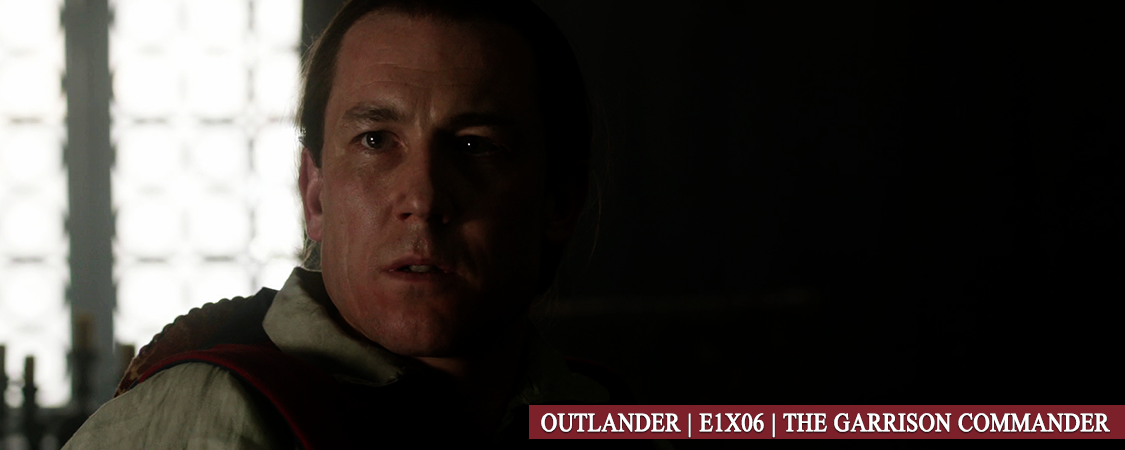 """Outlander"" – E1X06 The Garrison Commander HD Screencaps & Stills"