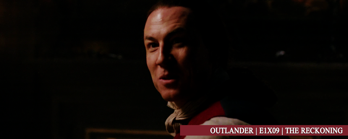 """Outlander"" – E1X09 The Reckoning HD Screencaps & Stills"