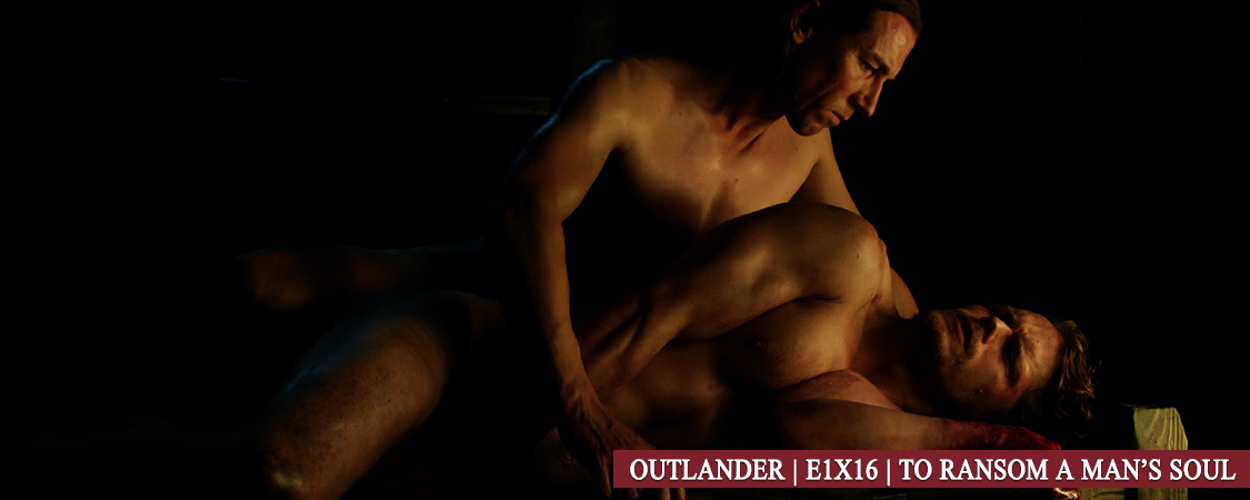 """Outlander"" – E1X16 To Ransom a Man's Soul HD Screencaps"