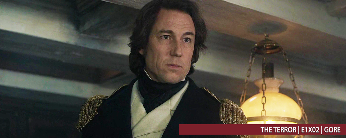 """The Terror"" – E1X02 Gore HD Screencaps"