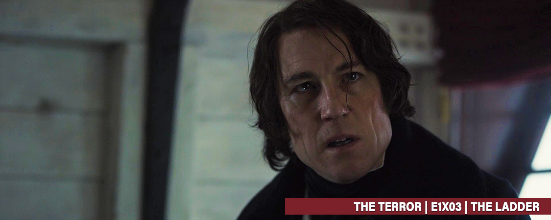 """The Terror"" – E1X03 The Ladder HD Screencaps"