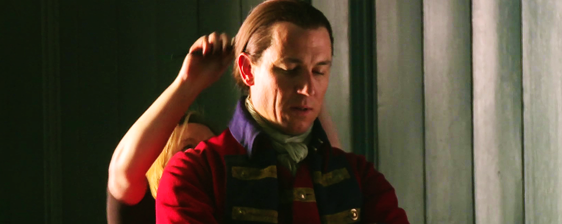 """Outlander"" – Go Inside 1X06 The Garrison Commander"