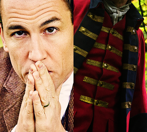 Flavorwire names Outlander's Tobias Menzies as best performer of the year