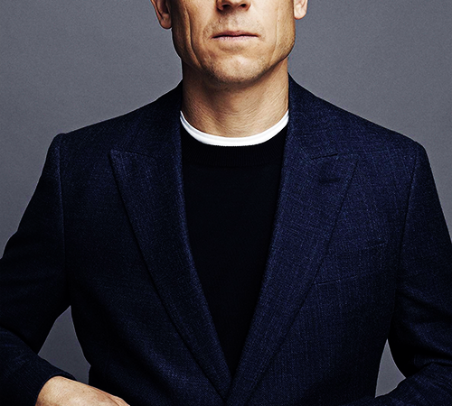 Tobias Menzies Takes On The Crown