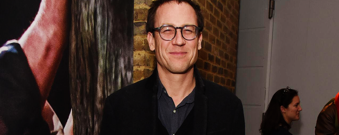 "Tobias Attends The ""Albion"" Press Night"