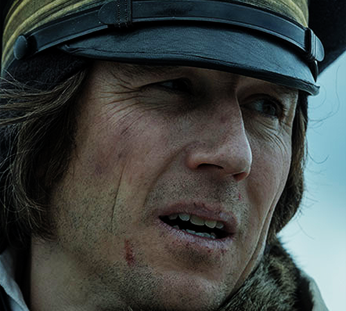 The Terror Q&A — Tobias Menzies (Captain James Fitzjames)