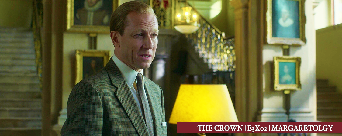 """The Crown"" – E3X02 Margaretology HD Screencaps"