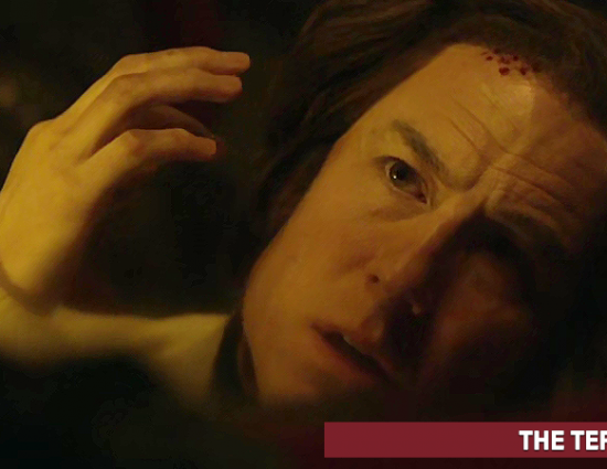"""The Terror"" – E1X06 A Mercy HD Screencaps"