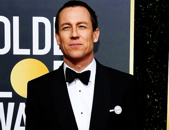 Tobias Menzies The 77th Annual Golden Globes Ceremony