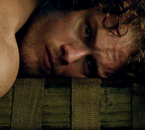 Outlander's Sam Heughan and Tobias Menzies open up about that rape scene