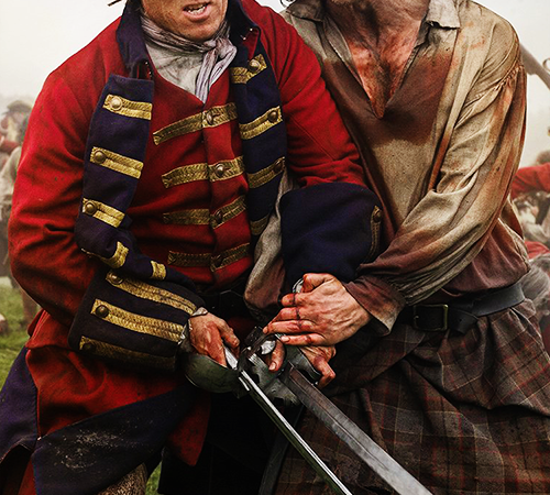 Outlander: 10 Jonathan Randall Mannerisms From The Book Tobias Menzies Nails