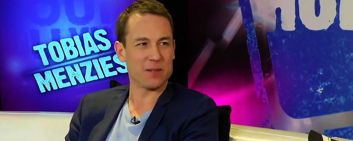 """Flashback Friday: Tobias """"Outlander"""" Interview From 2014"""