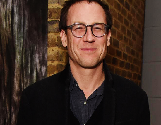 """Tobias Attends The """"Albion"""" Press Night"""